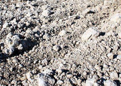 Viñedos, terroirs y microclimas Limestone hisenda miret vineyard