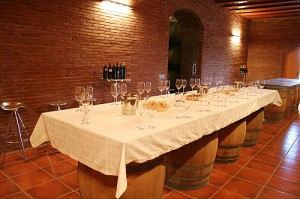 Tasting Room Experience Pares Balta