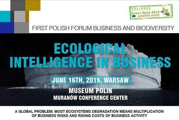 Business and Biodiversity – Ecological Intelligence in Business