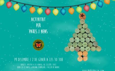 Nadals en família a Parés Baltà