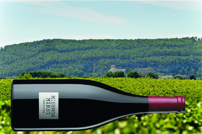 Hisenda Miret wins a Gold Medal at the International Competition Grenache du Monde 2016