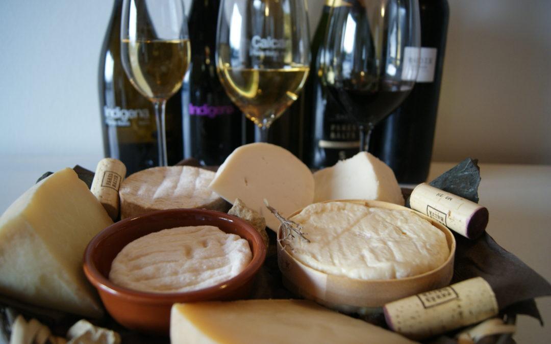 Los secretos del maridaje de quesos