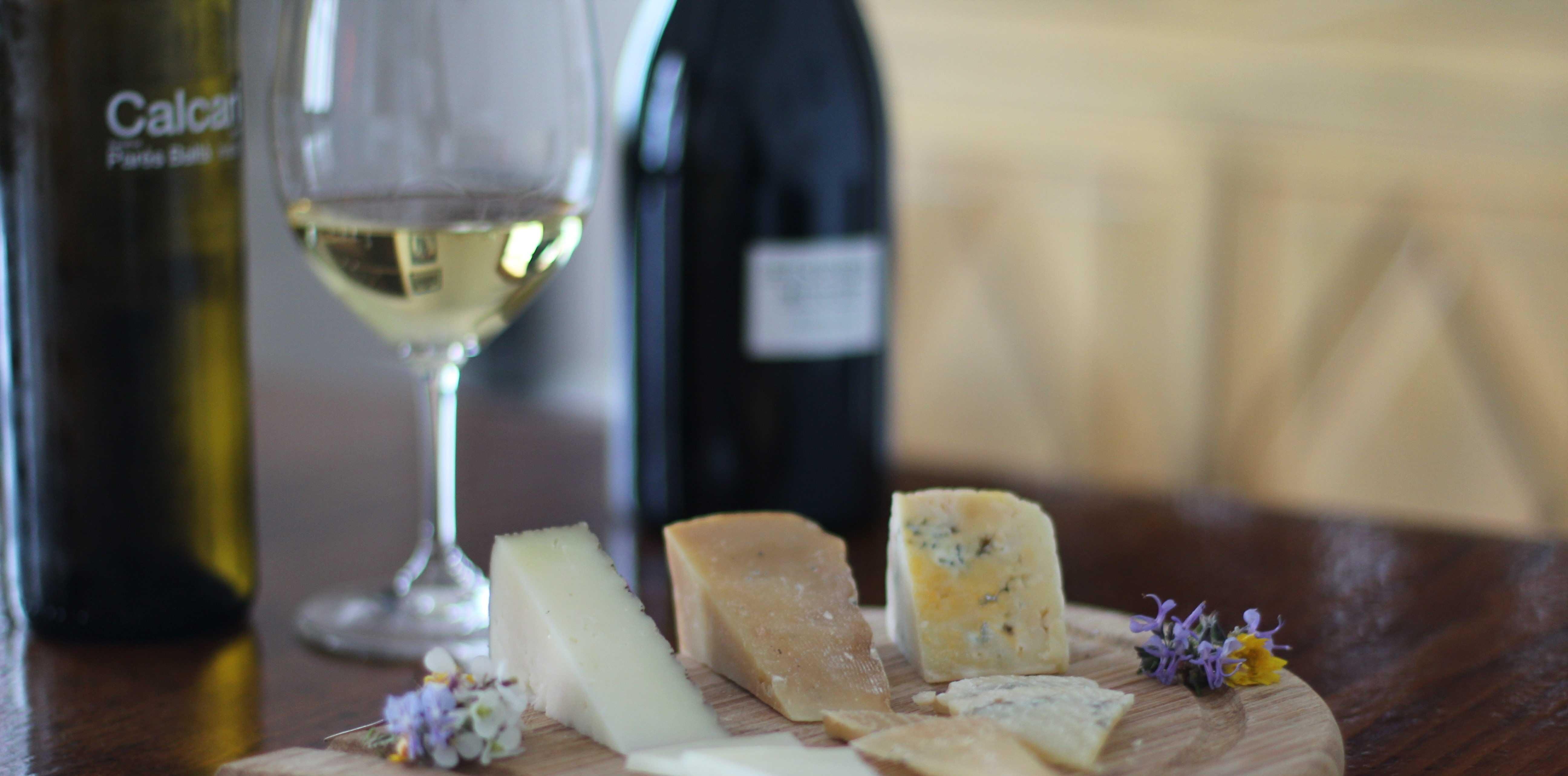 Maridatge formatges Parés Baltà