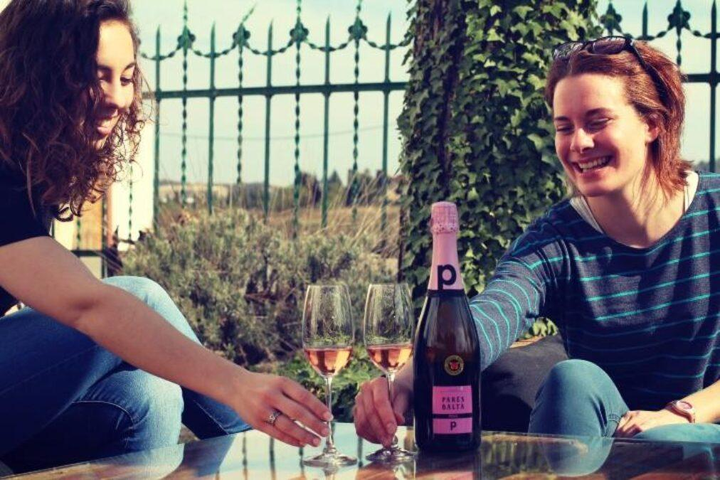 Cava Pink - spring and summer fresh cava