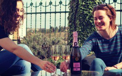 Cava Pink, the taste of the Spring