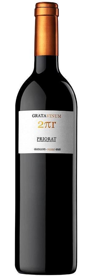Vino 2pir Gratavinum - DOQ Priorat - Garnacha, Cariñena y Syrah. Vino ecológico y biodinámico.