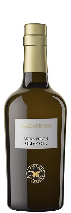 Aceite Oliva Extra Virgen Gratavinum - DOQ Priorat - Arbequina y Rojal