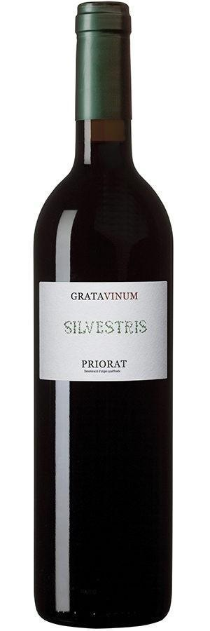 Vino Natural Silvestris - Gratavinum - Priorat - Vino ecológico y biodinámico  - Vino sin sulfitos añadidos.