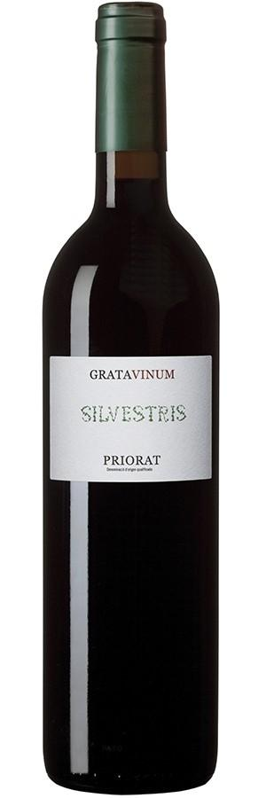 Natural Wine Silvestris - Gratavinum - DOQ Priorat - Carignean and Syrah. No sulfites added. Organic and Biodynamic wine.