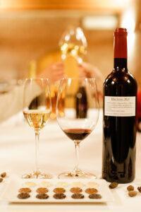 Botiga online de vins i caves maridatge xocolates pares balta
