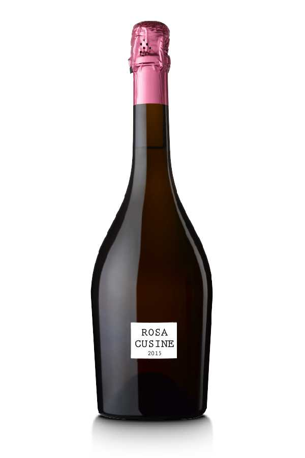 Rosa Cusiné 2016 cava rosa cusine pares balta