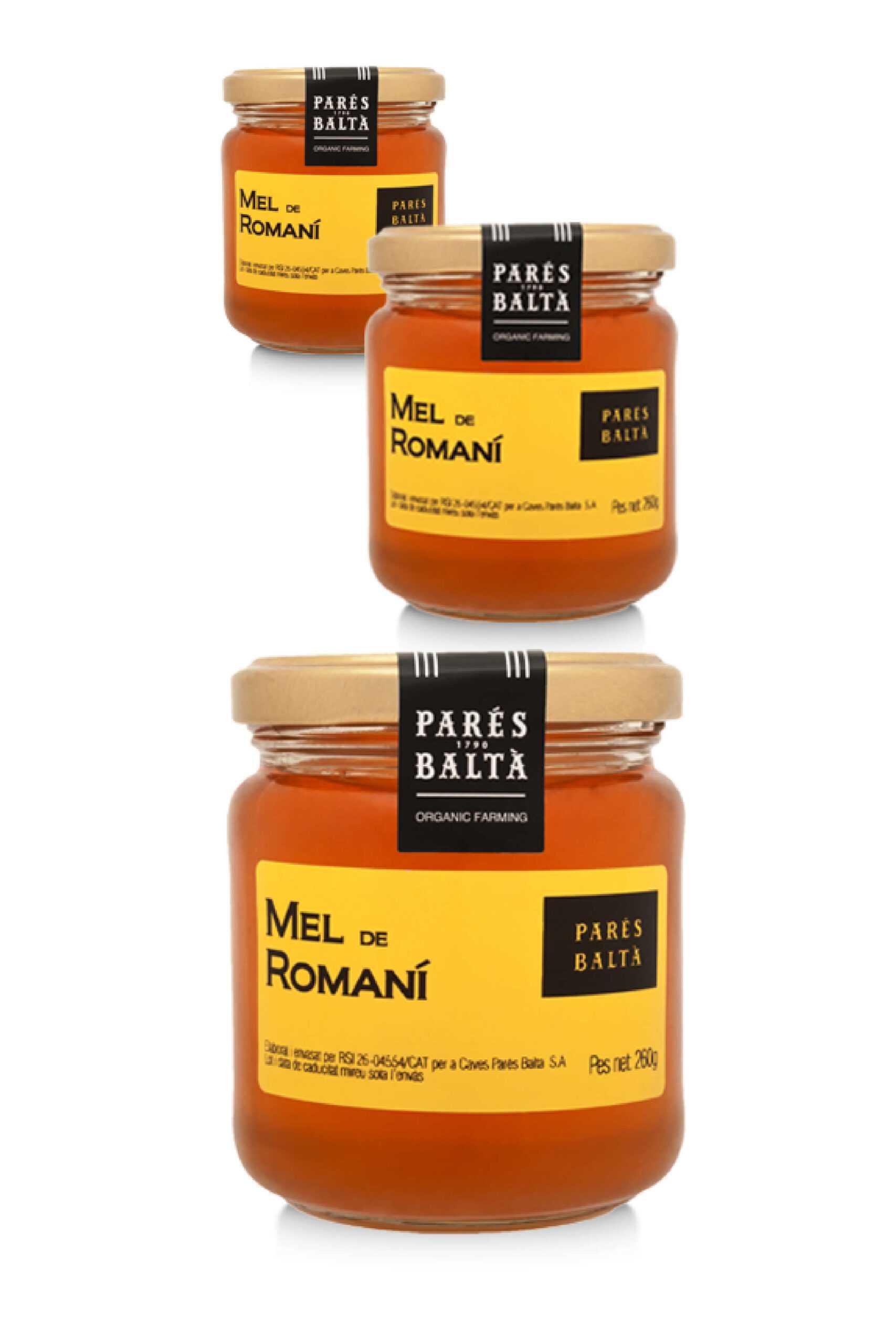 Parés Baltà Honey