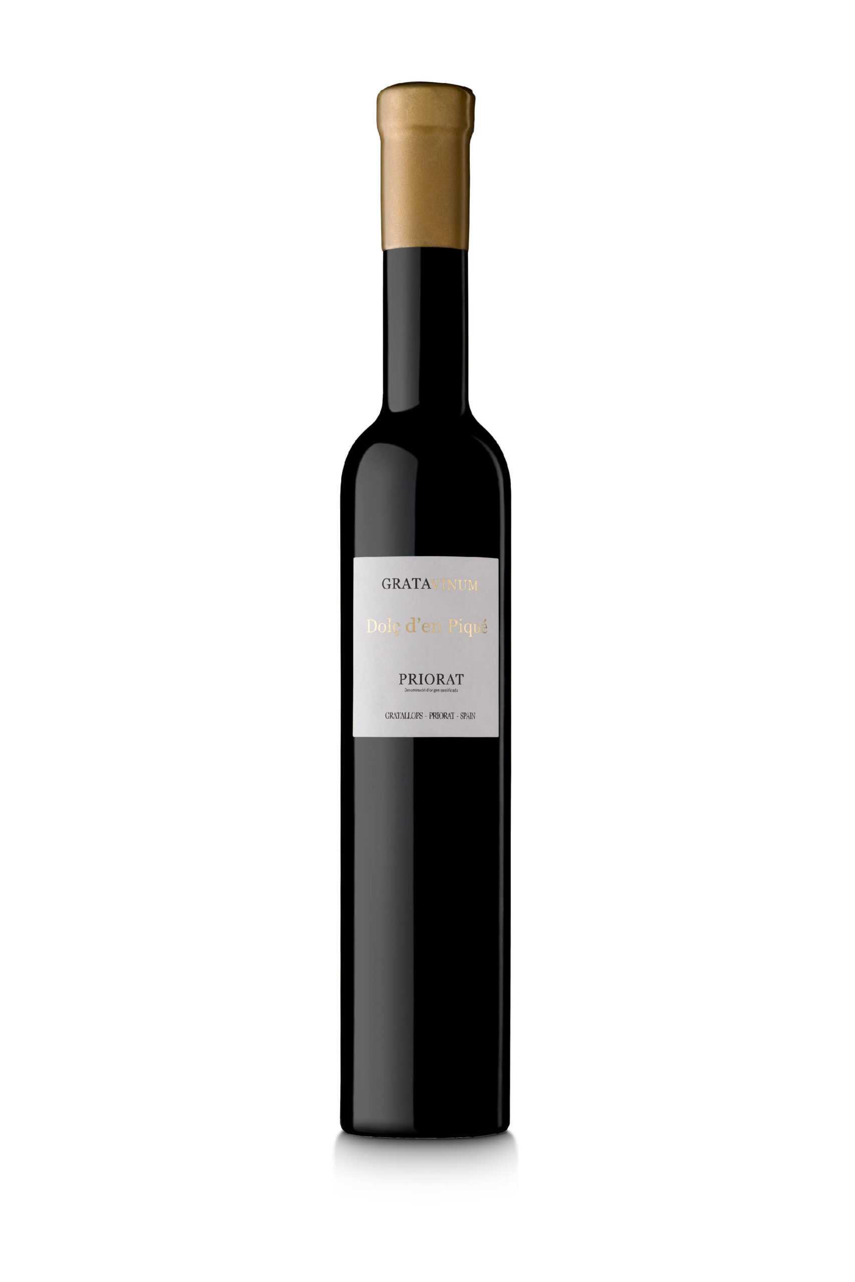 Dolç d'en Piqué 2017 vino dolc den pique gratavinum priorat scaled