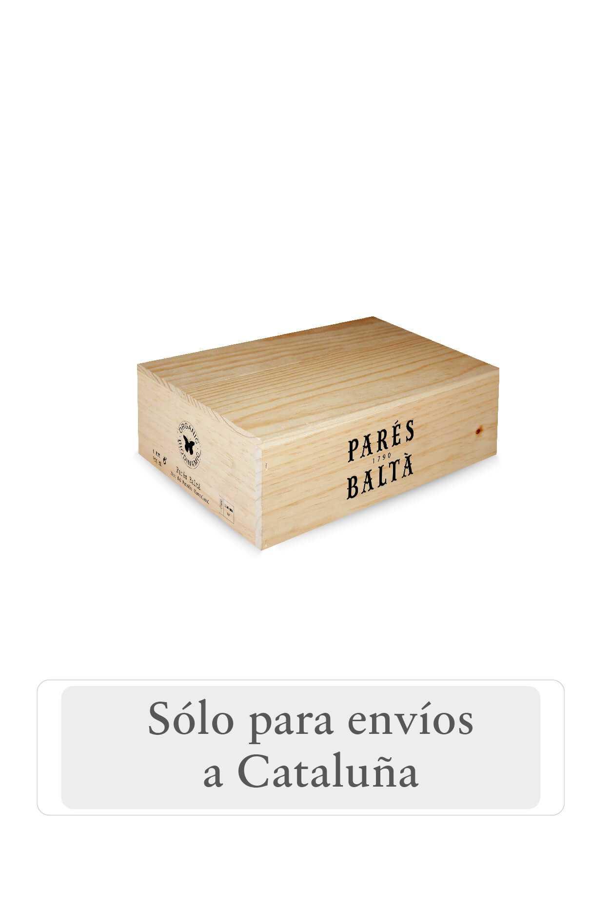 Caja de Madera – 3 botellas