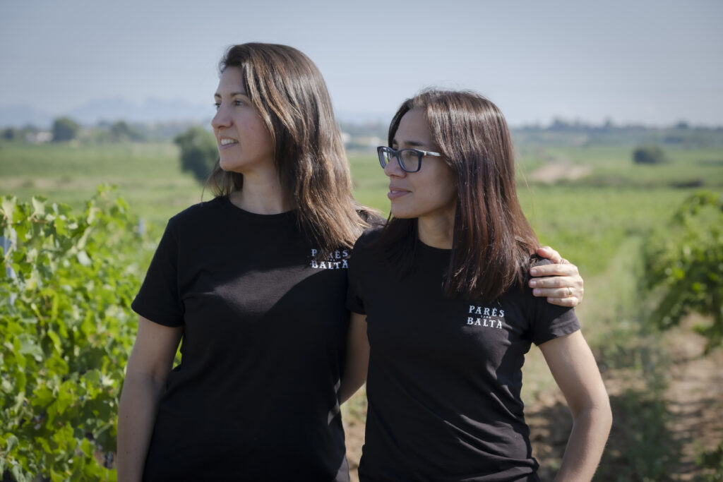 Maria Elena and Marta, women winemakers
