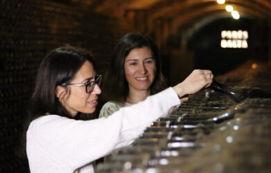 Interview with women winemakers to celebrate on International Women's Day