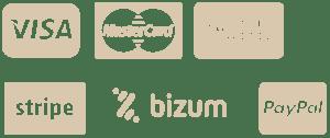 Formas de pago en la tienda online de parés baltà