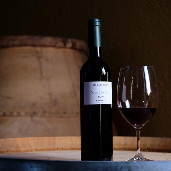 Silvestris natural wine Priorat