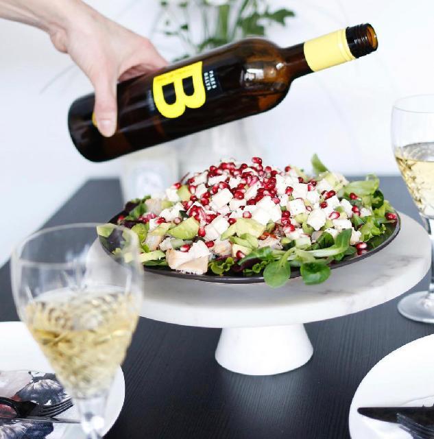 Parés Baltà Blanc de Pacs vino ecológico