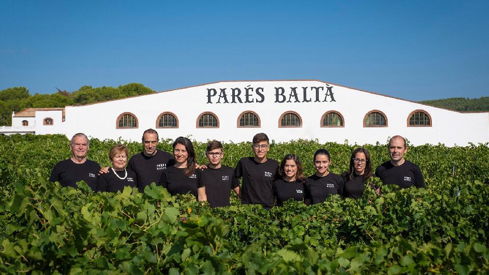 Familia Cusiné Celler Parés Baltà