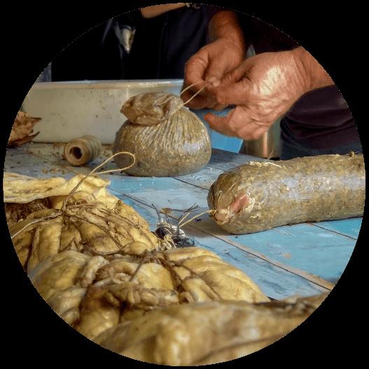 Viticultura biodinámica preparacion de manzanilla