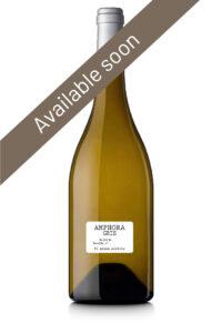 Microcuvee vino amphora gris disponible en breve en